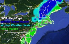 Winter Storm Watch / Flood Watch Hybrid