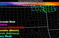 Tornado Advisory