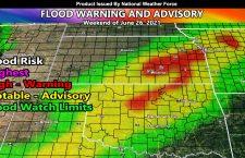 Flood Warning and Advisory